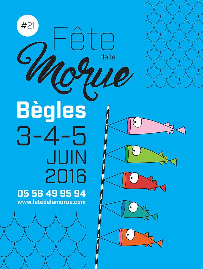 Agathe Boutin-Paez - Fête de la Morue 2016