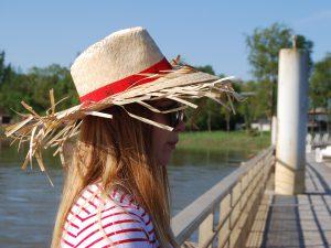 Chapeau de paille Image