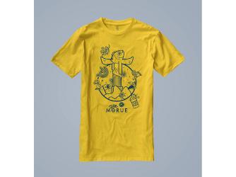 T-shirt F/H Jaune Image