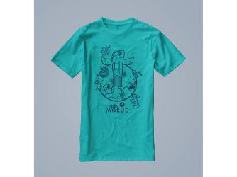 T-shirt F/H Bleu Image